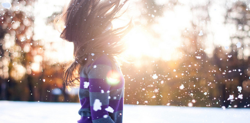 Zimowa pielęgnacja: włosy