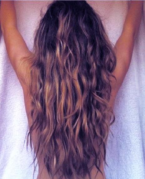 30 minut włosy