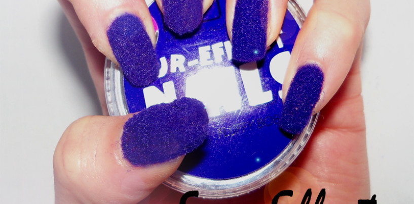 Futerkowe paznokcie!