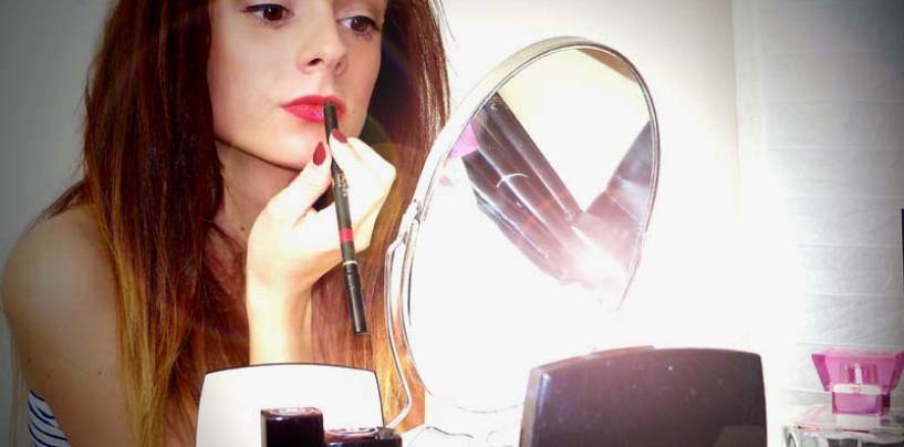Codzienny makijaż z Chanel