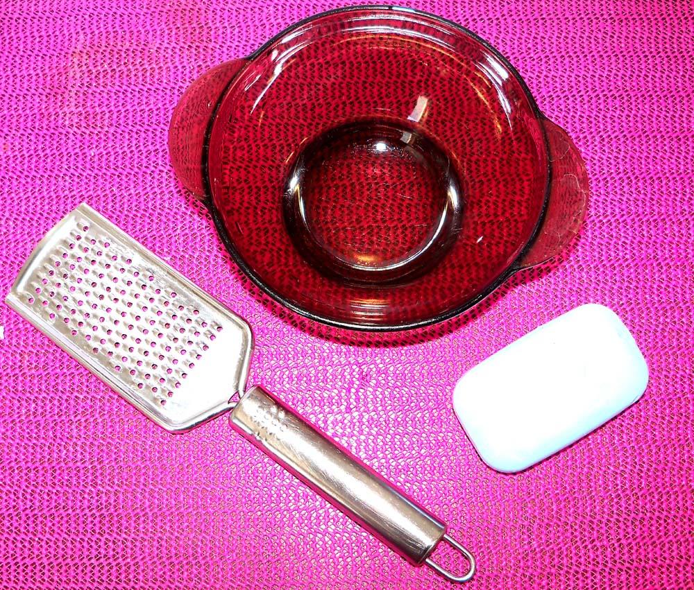 mydlo kawowe
