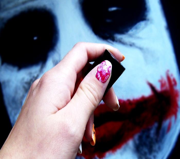 paznokcie halloween 3