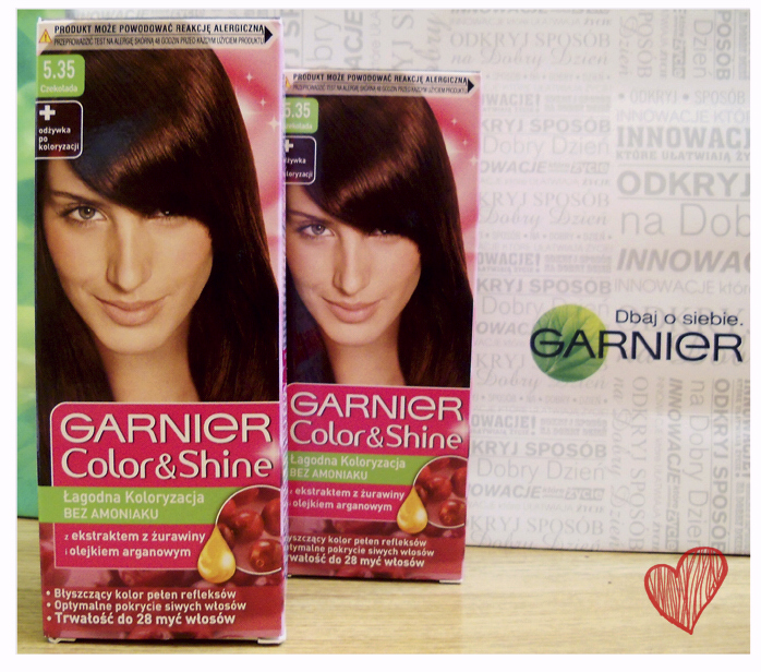 Garnier Color&Shine 5,35
