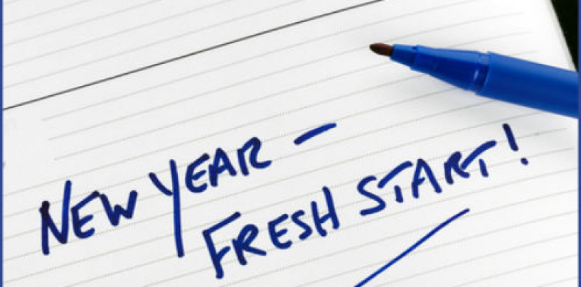 New Year – Fresh Start!
