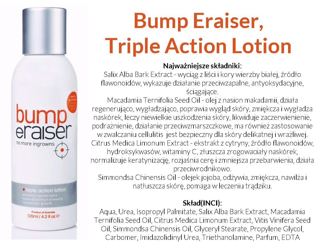 bumb eraiser lotion