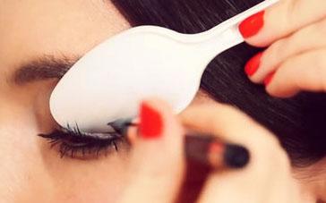 łyżka makijaż 3