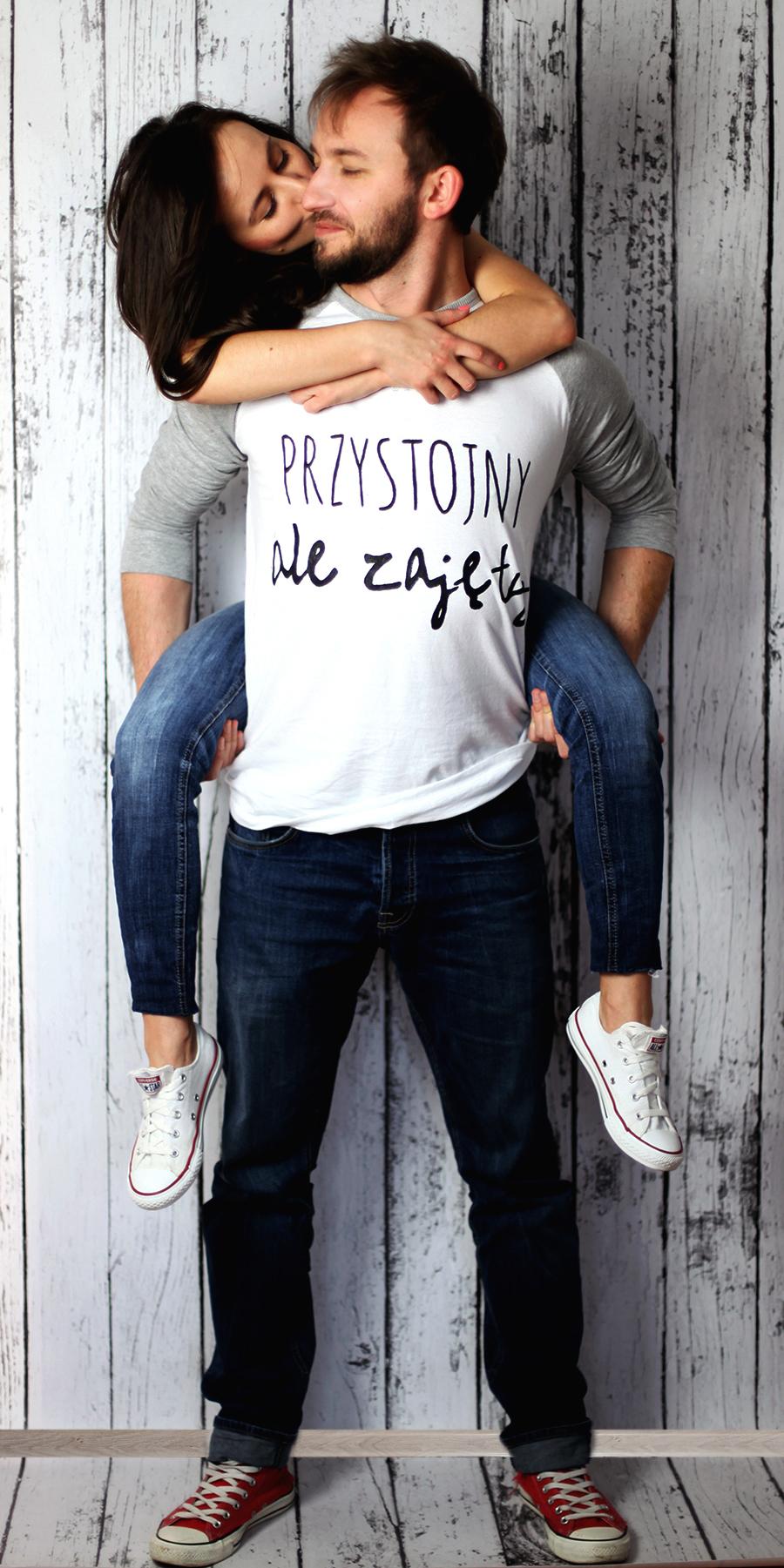 koszulki z napisem