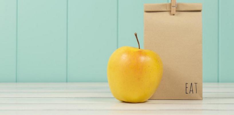 5 pomysłów na zdrowe drugie śniadanie (w pracy i w szkole)