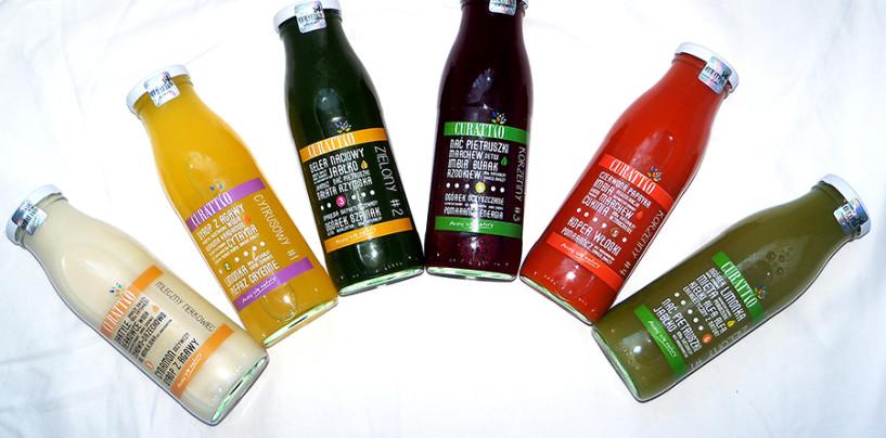 Naturalna detoksykacja – oczyszczanie organizmu sokami