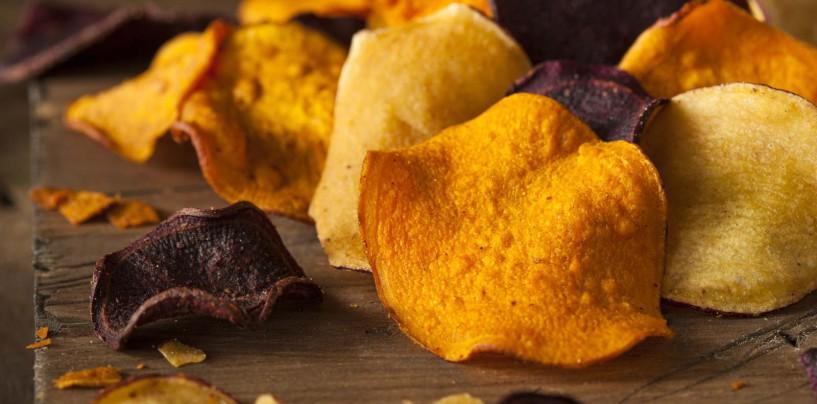 3 przepisy na zdrowe… chipsy!
