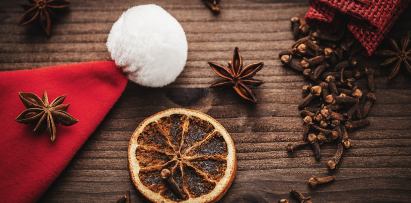 Jak zatrzymać zapach Świąt?