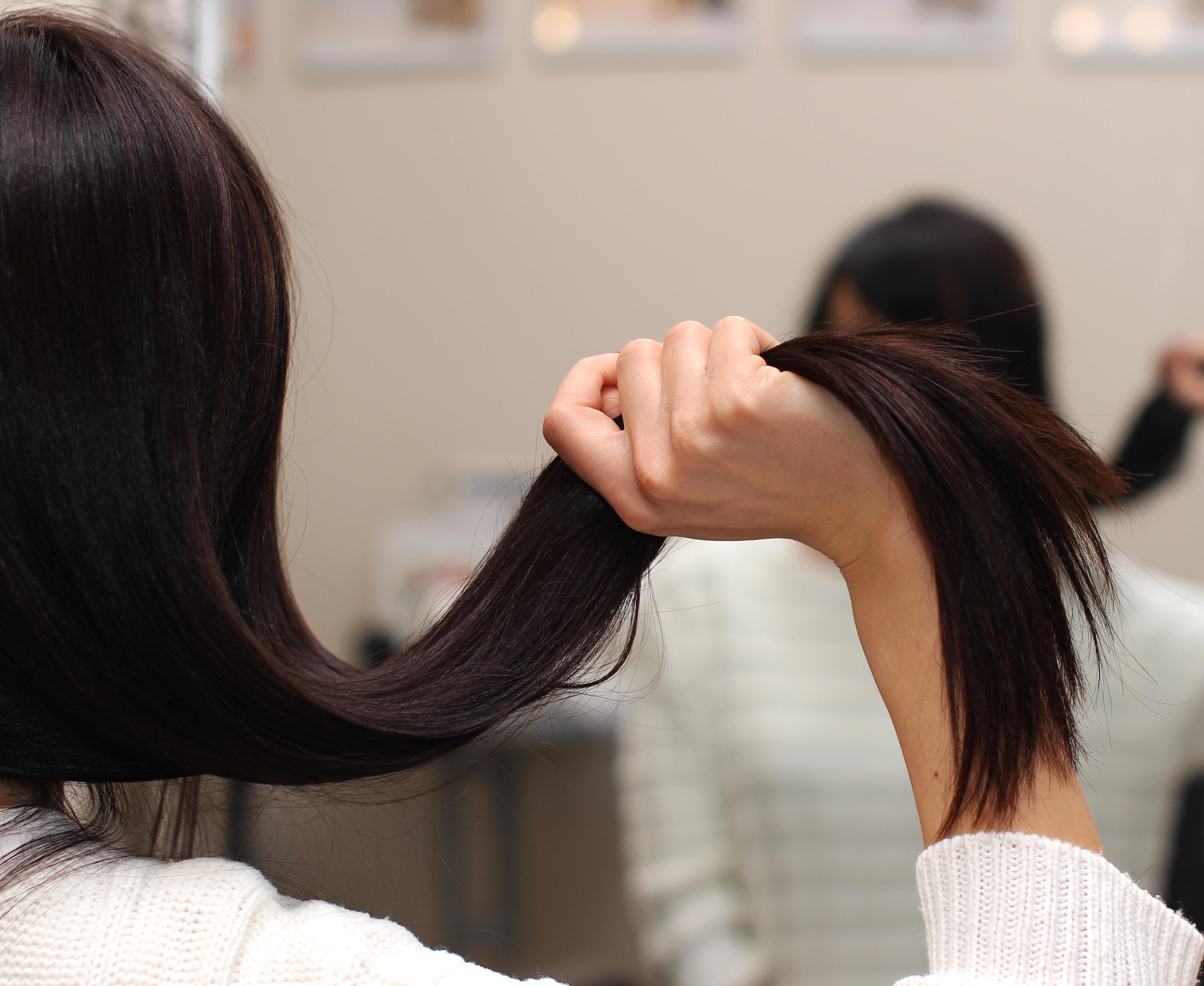 włosy po silaplex
