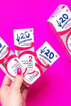 3-stopniowa kuracja oczyszczająca Under20 – IDEAŁ?