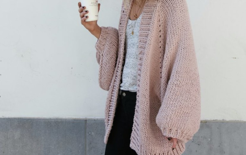 Inspiracja, pastelowy sweter