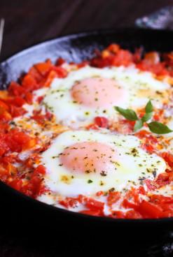 Shakshuka – śniadanie idealne