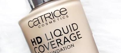 Catrice HD Liquid Coverage płynny podkład – WARTO?