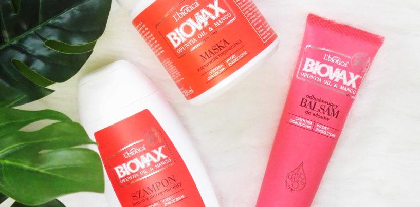 Regeneracja włosów: Biovax Opuntia Oil & Mango – HIT?