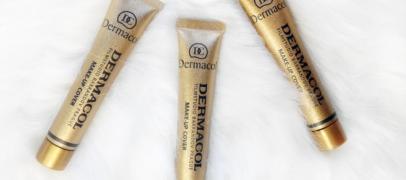Dermacol – Photoshop w tubce. Podkład idealny?