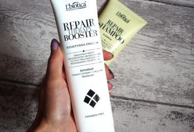 Repair Therapy BOOSTER – doładuj włos!