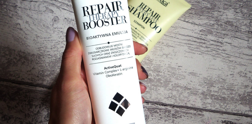 Repair Therapy BOOSTER – doładuj włos!