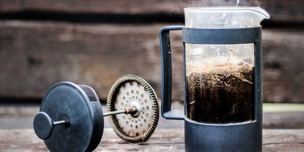 Domowy peeling kawowy