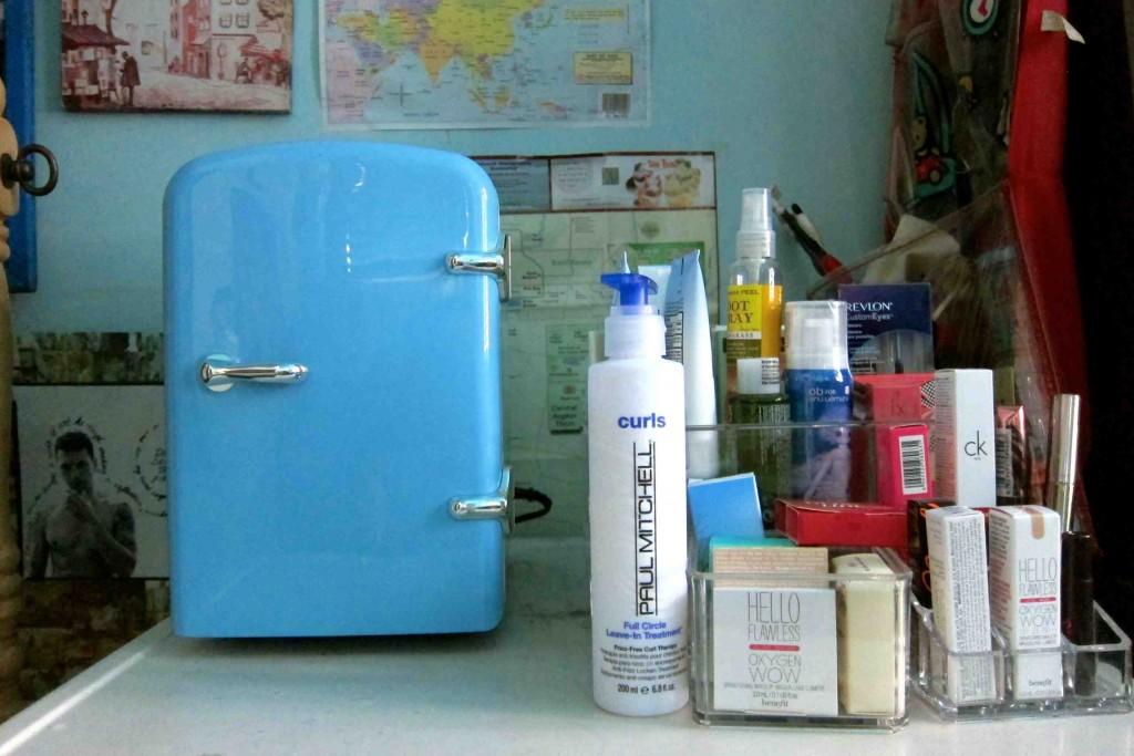 Kosmetyczka W Lodówce Blog O Urodzie Blog Kosmetyki