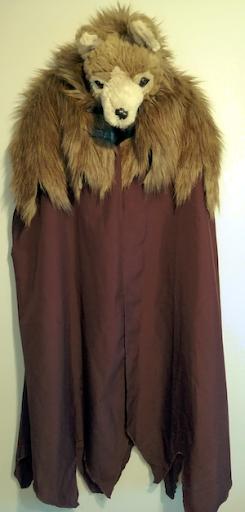 strój Wilkołak